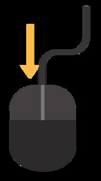 mousePressed() graphic