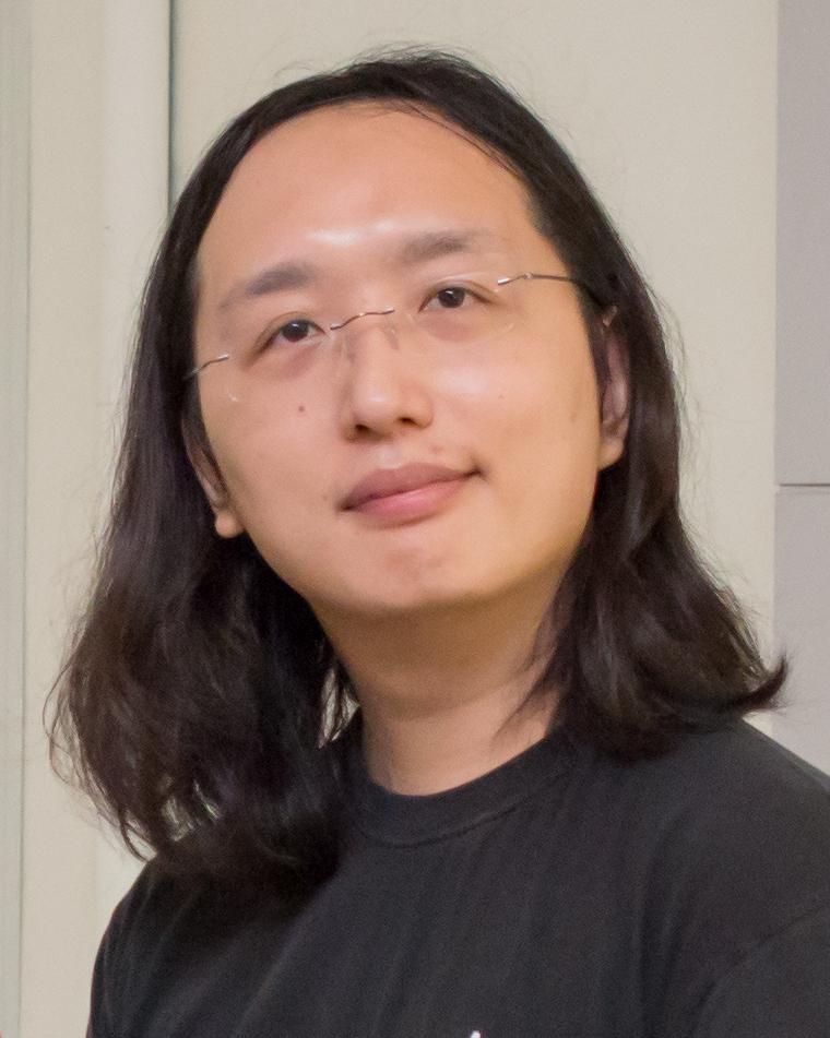 Headshot of Audrey Tang