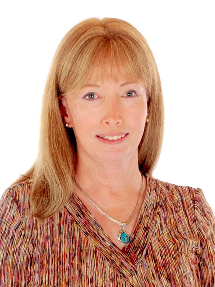 Headshot of Lynn Conway