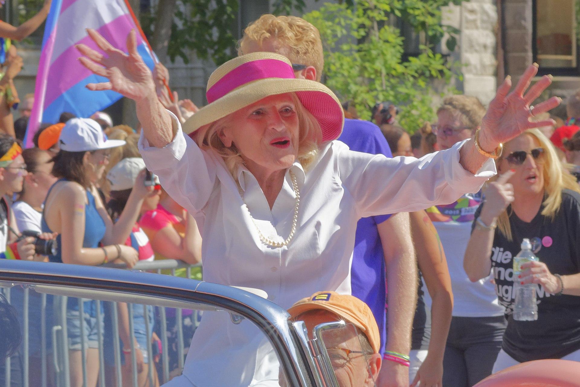 Photo of Edie Windsor