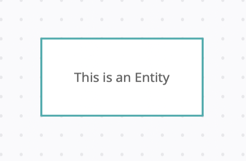 This is an example of an Entity.
