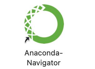 anaconda navigator icon