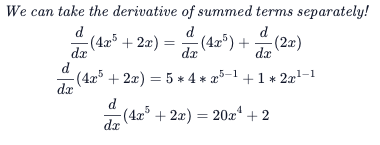The final answer is 20*x^3+2]